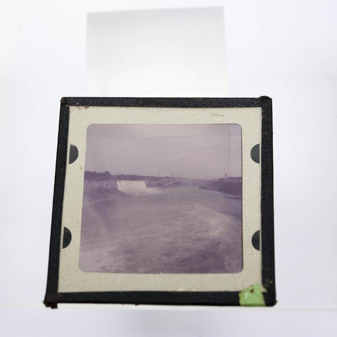 Collection of Vintage Photographic Glass Slides. - 3