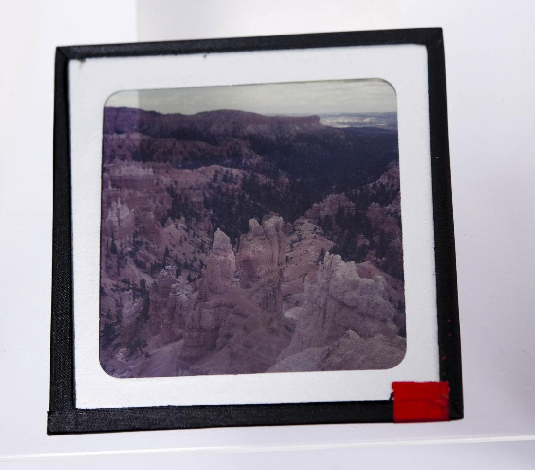 Collection of Vintage Photographic Glass Slides. - 6