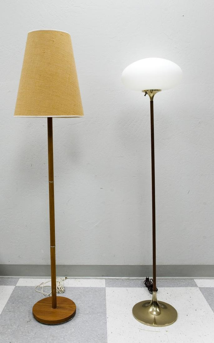 (4) Mid 20th C. Modern Lamps. - 2