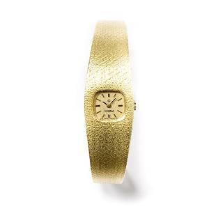 Vintage Omega 18K Ladies Wristwatch