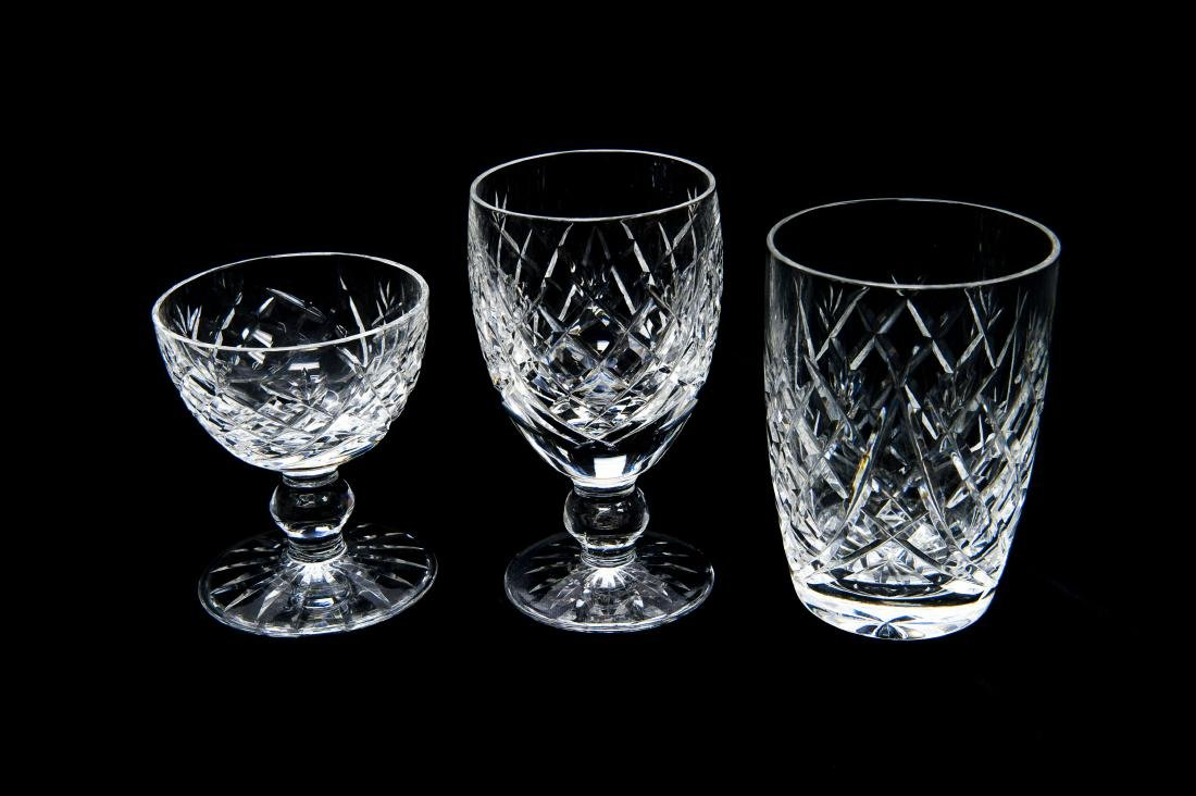 Group of Waterford Crystal Glasses. - 2