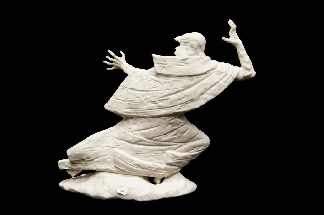 """Laszlo Ispanky Bisque Porcelain, """"Storm"""". - 2"""