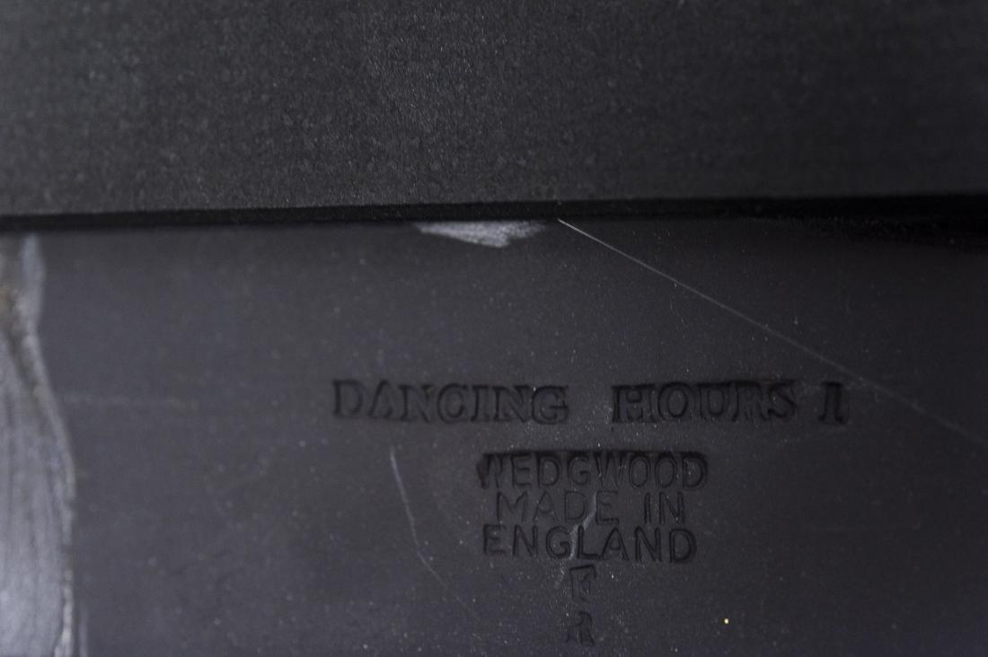 (2) Wedgwood Jasperware Dancing Hours Plaques. - 5