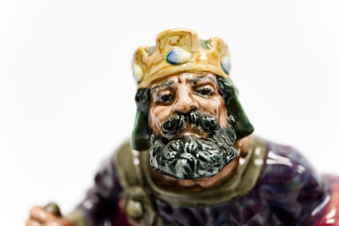 (3) Royal Doulton Porcelain Figures. - 3