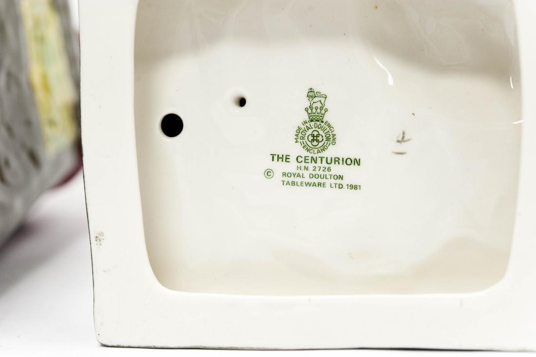 (3) Royal Doulton Porcelain Figures. - 6