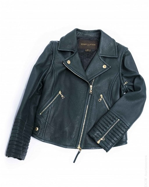 7a0e38bfebc Louis Vuitton Leather Jacket Vest.