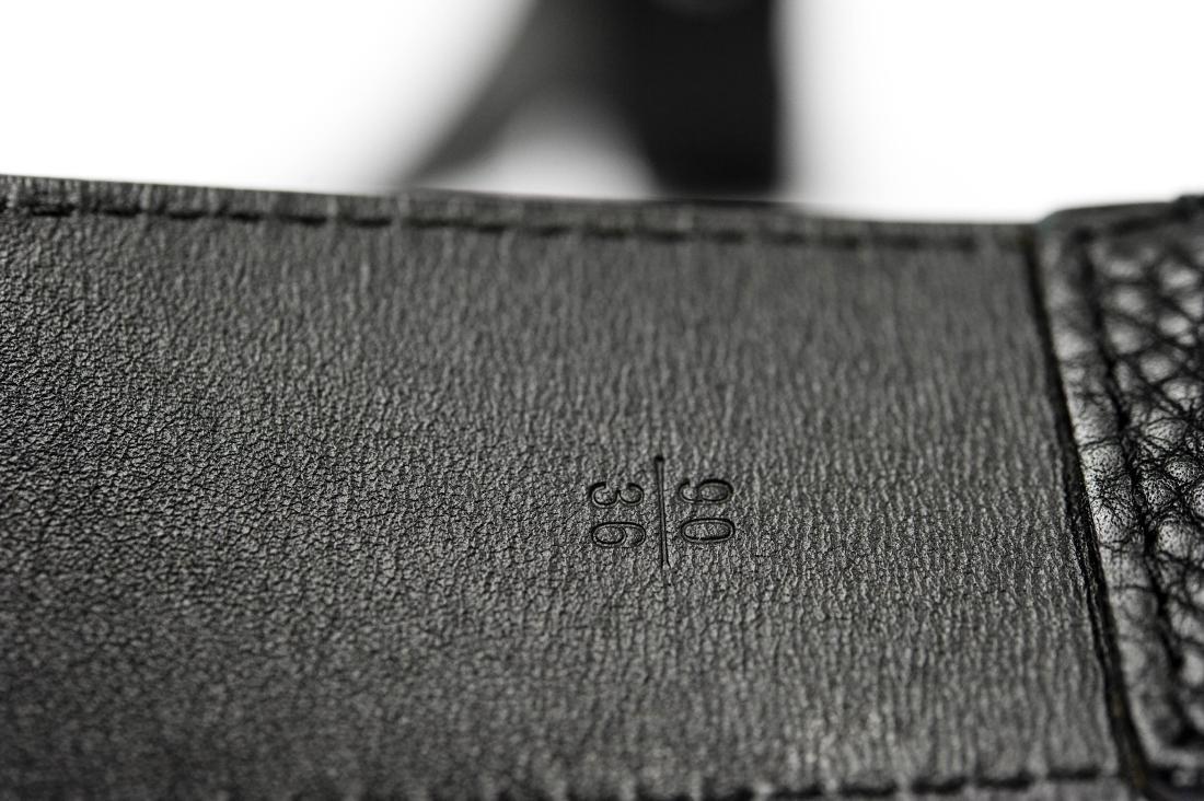Louis Vuitton Leather Belt. - 5