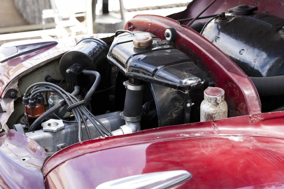 1953 Fiat Topolino Convertible. - 10