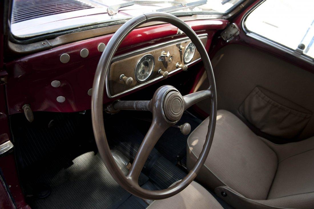 1953 Fiat Topolino Convertible. - 6