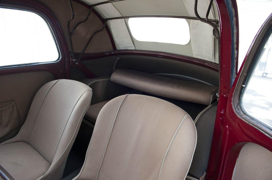 1953 Fiat Topolino Convertible. - 7