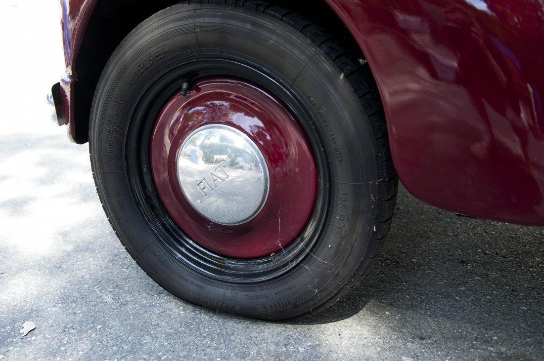 1953 Fiat Topolino Convertible. - 8