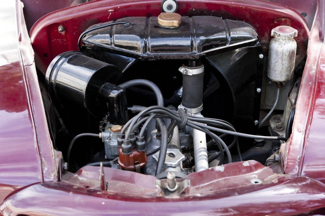 1953 Fiat Topolino Convertible. - 9