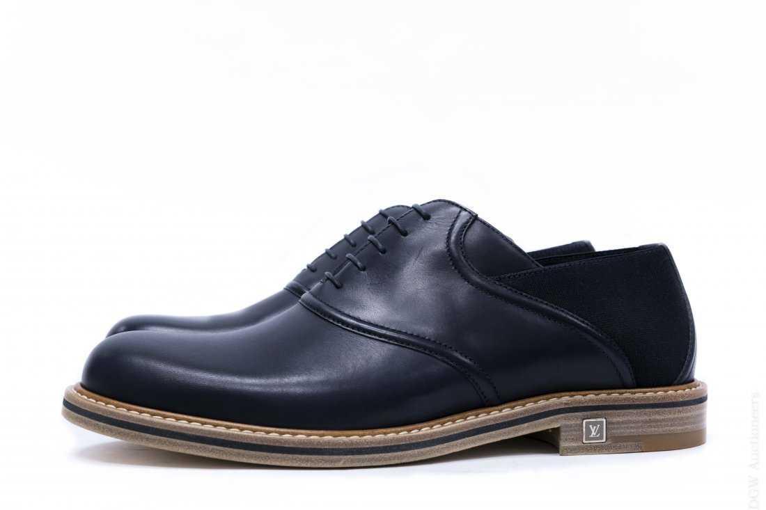 25f5e4c30f01 Pair of Gent s Louis Vuitton Shoes.