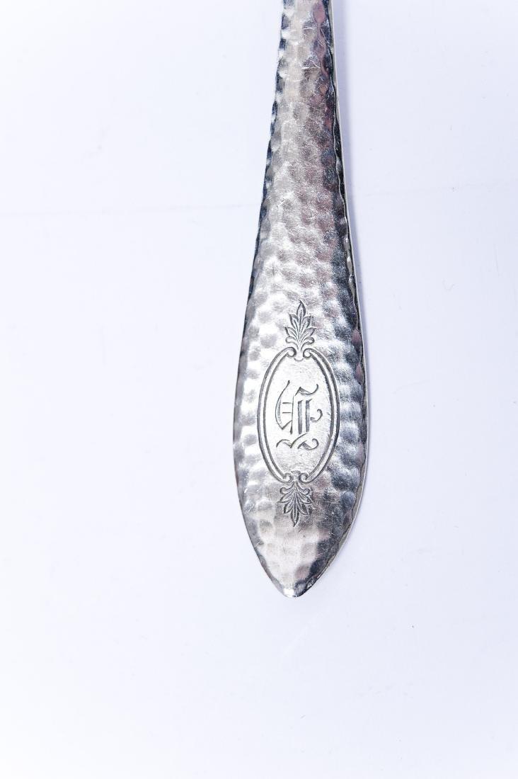 "International Silver ""Stuyvesant"" Sterling Flatware. - 3"