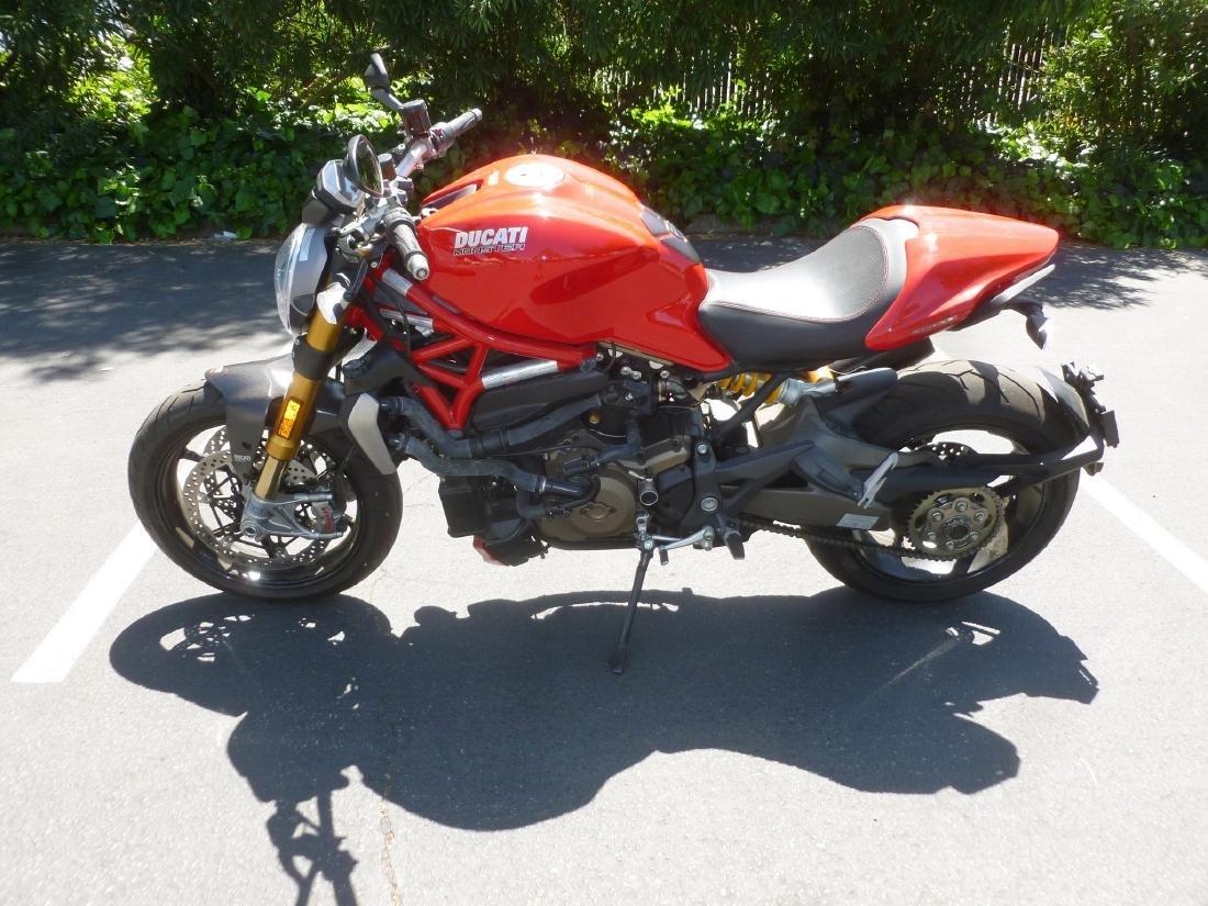 2014 Ducati Monster 1200S Motorcycle. - 6