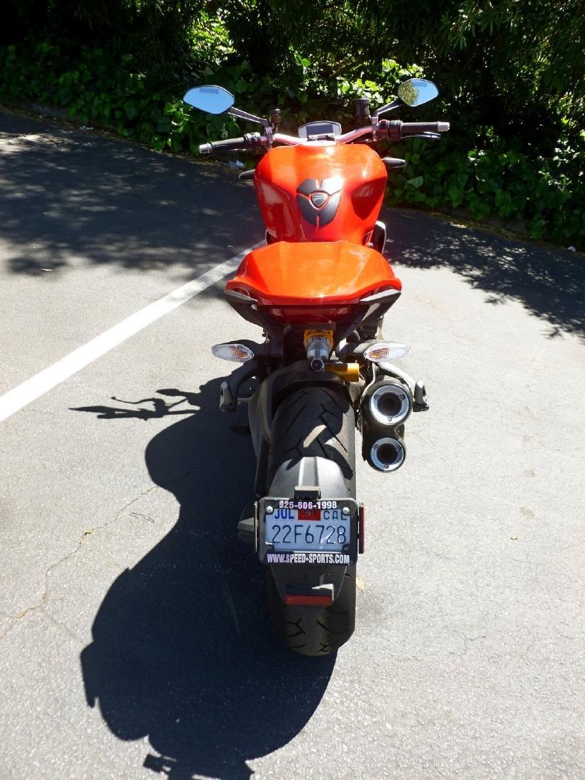 2014 Ducati Monster 1200S Motorcycle. - 9
