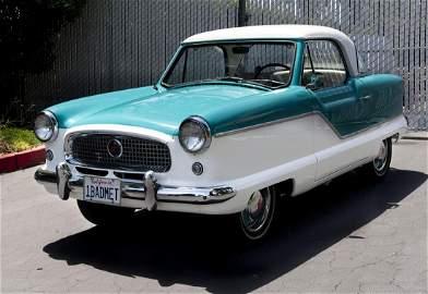 1961 Nash Metropolitan  2-Door Coupe.