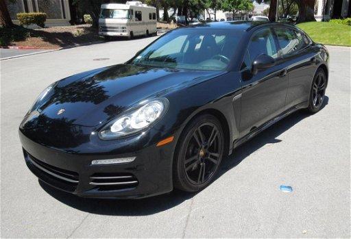 4 Door Porsche >> 2014 Porsche Panamera 4 Door Sedan