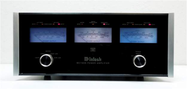 McIntosh MC7205 THX Power Amplifier.
