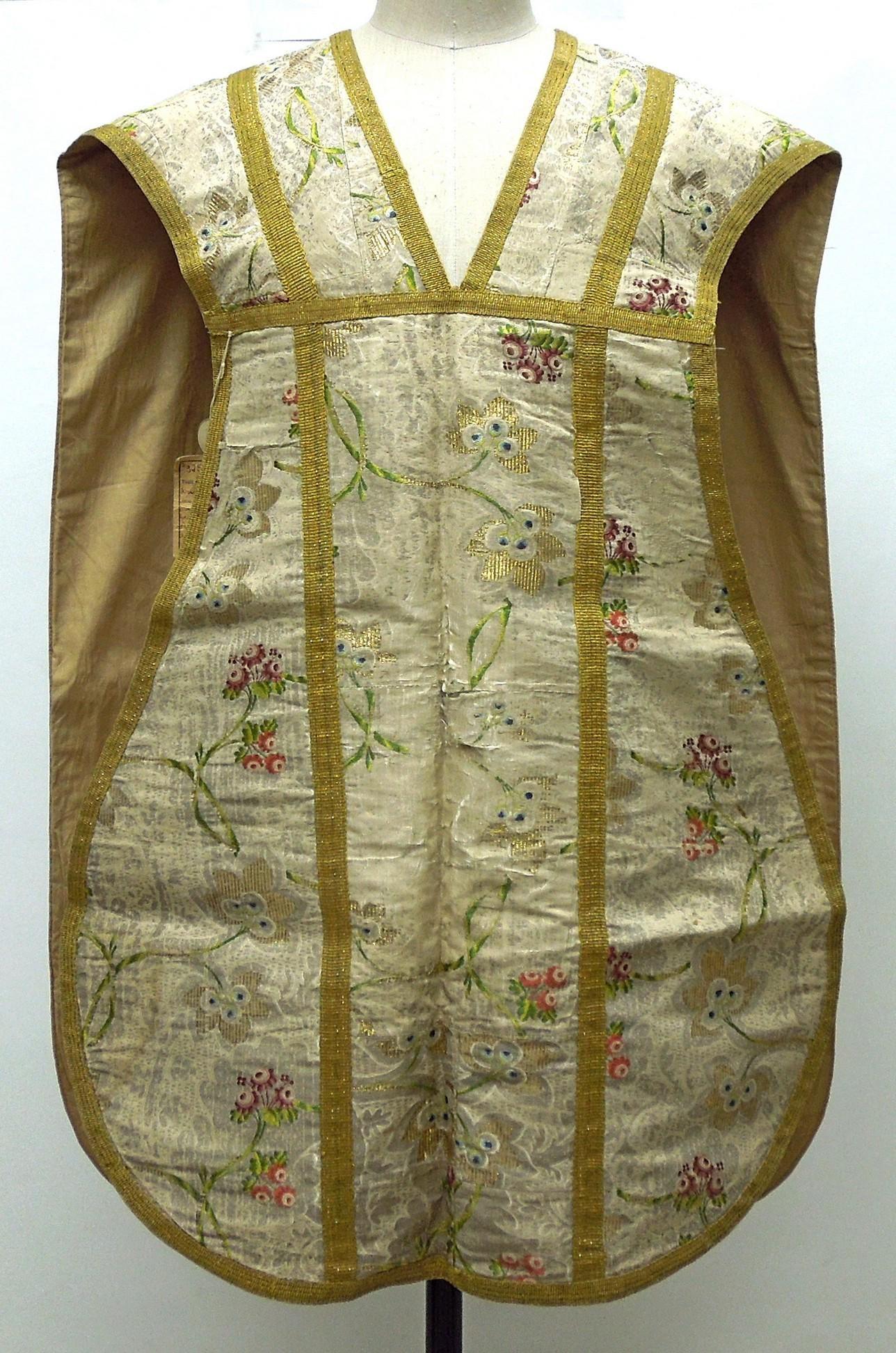 19th C. German Garment / Vestment.