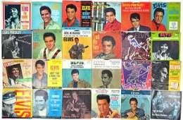 Elvis Presley 45 RPM Records
