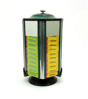 1930s Wrigley's Gum 5-side Vending Machine.