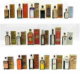 Collection of Vintage Quack Medicine Cures.