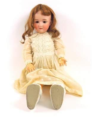 Armand Marseilles 390 Bisque Head Doll.
