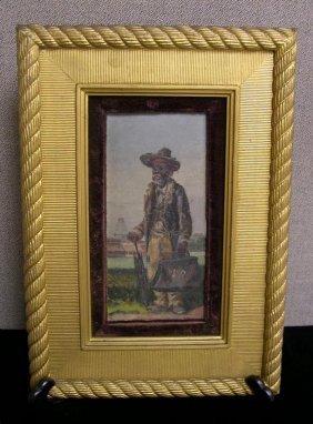 15: Oil on Board by William Aiken Walker