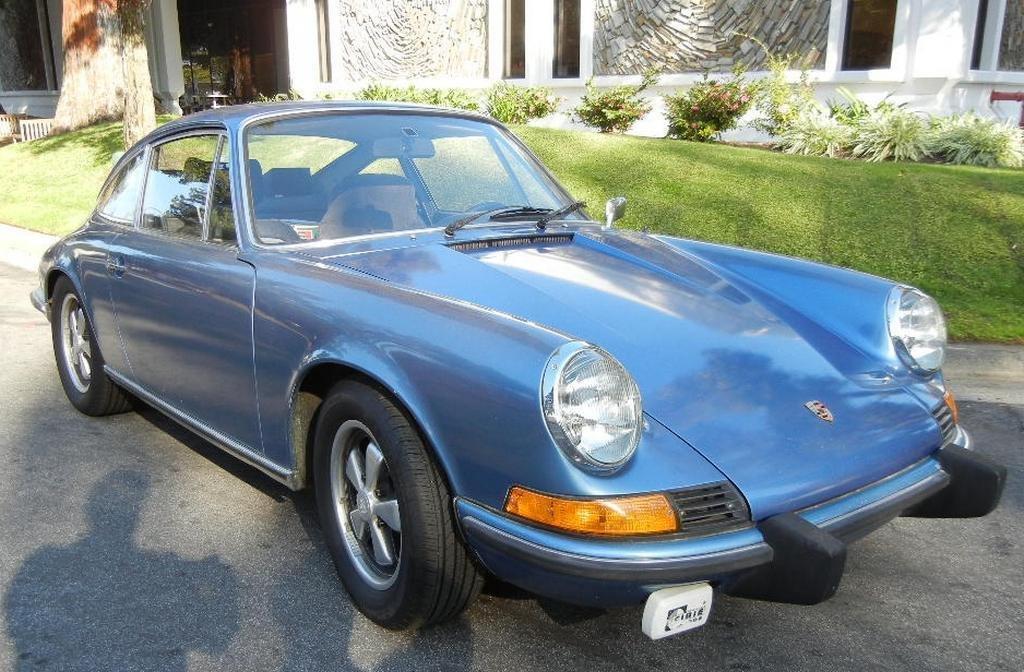 47: 1973 Porsche 911T 2-Door Coupe