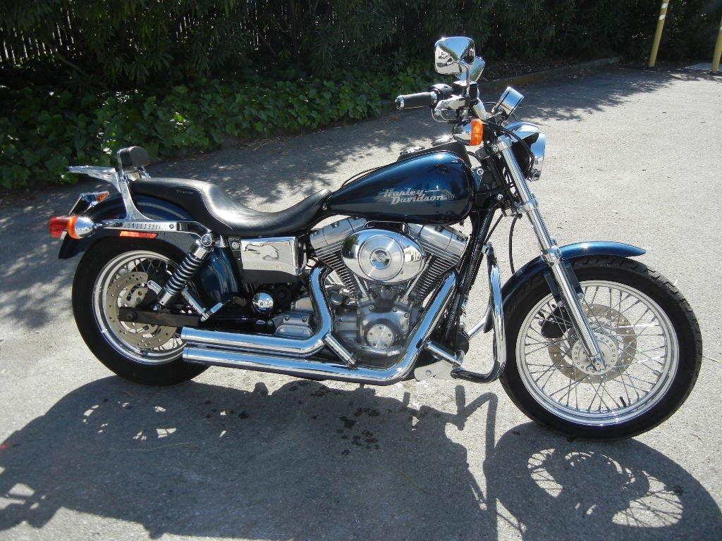 2001 Harley Davidson Fxd Dyna Super Glide Motorcycle