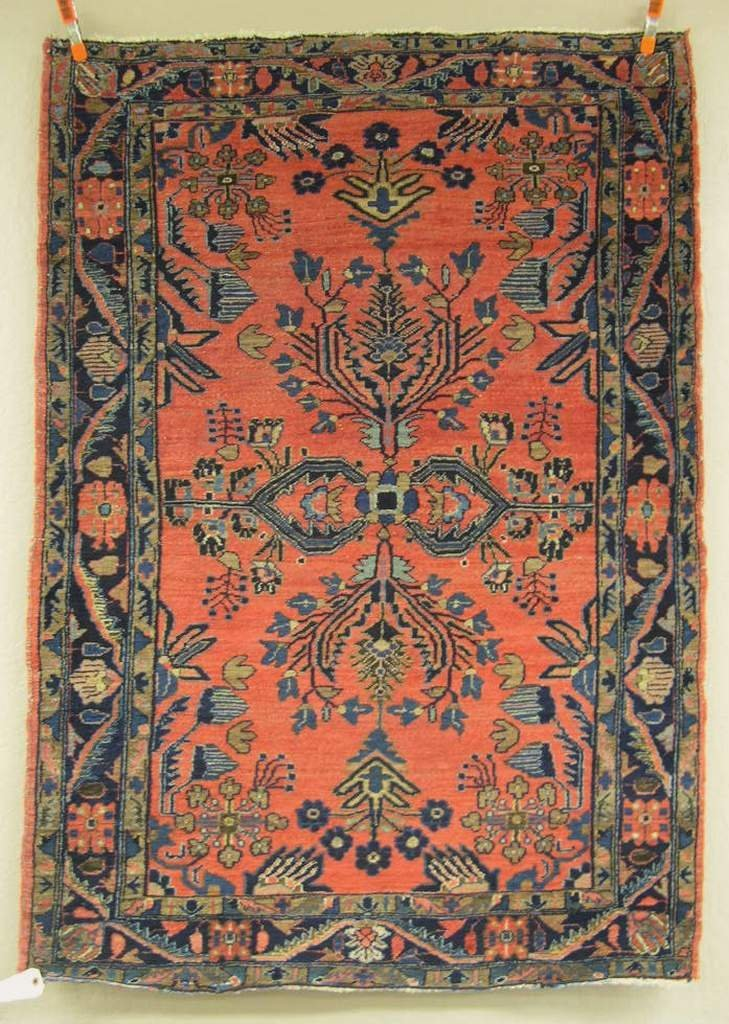 20th Century Persian Handknotted Rug