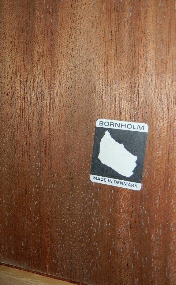 Bornholm Denmark Danish Teak Bookcase/Sideboard - 2