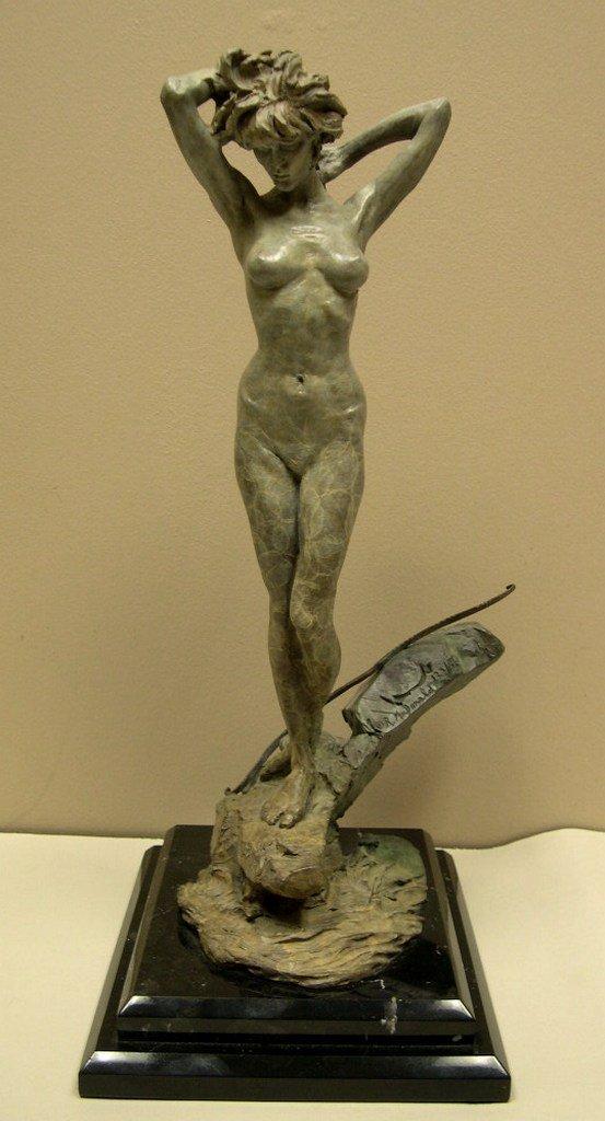"""Richard Macdonald Bronze Sculpture""""Diana"""" #125/175"""
