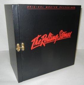 Rolling Stones LP Boxed Set