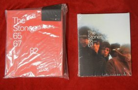 Two (2) Books, Gered Mankowitz The Stones 65-67