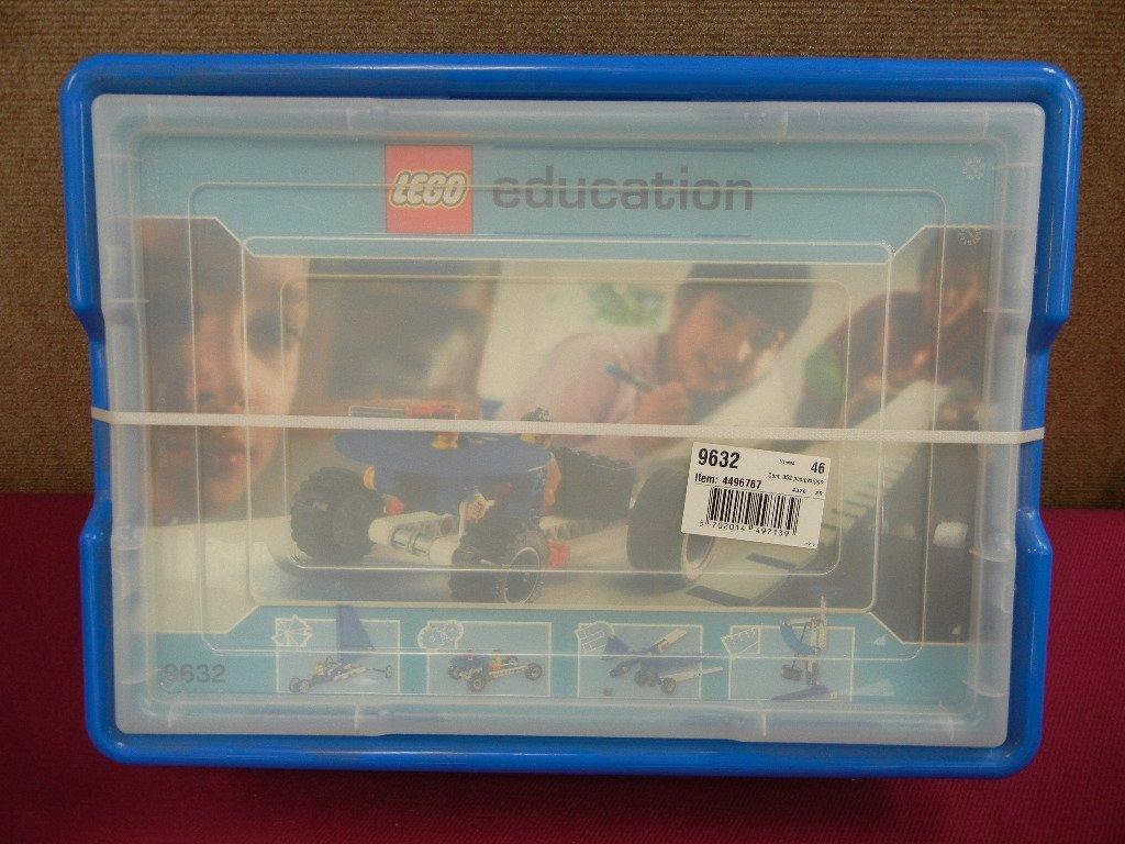 (2) Lego Education Sets; #9632 & 9648 - 2
