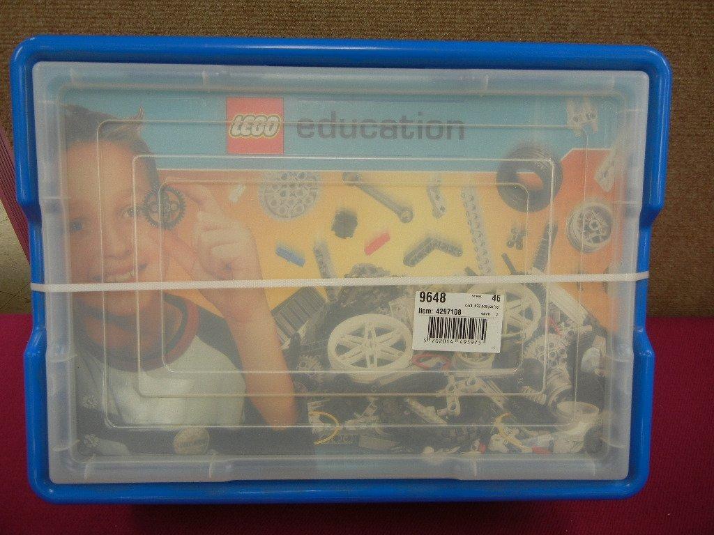 (2) Lego Education Sets; #9632 & 9648 - 3