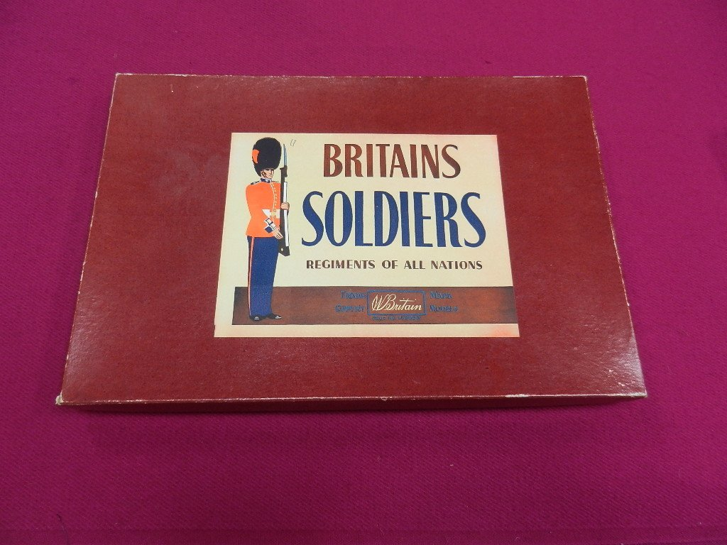 Britain's Soldiers, Regiments of All Nations - 2