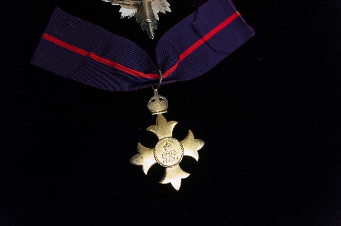 Order of the British Empire medal - 3