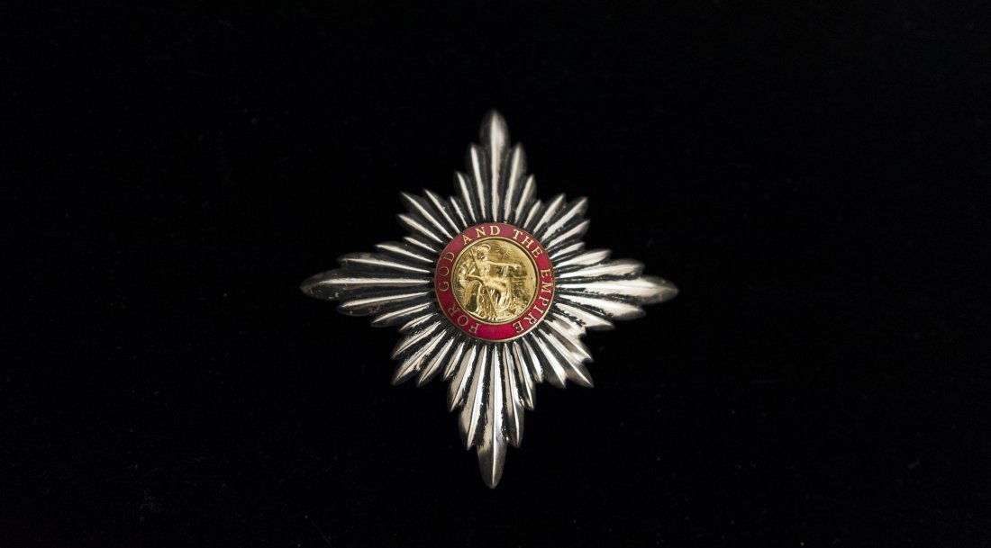 Order of the British Empire medal - 4