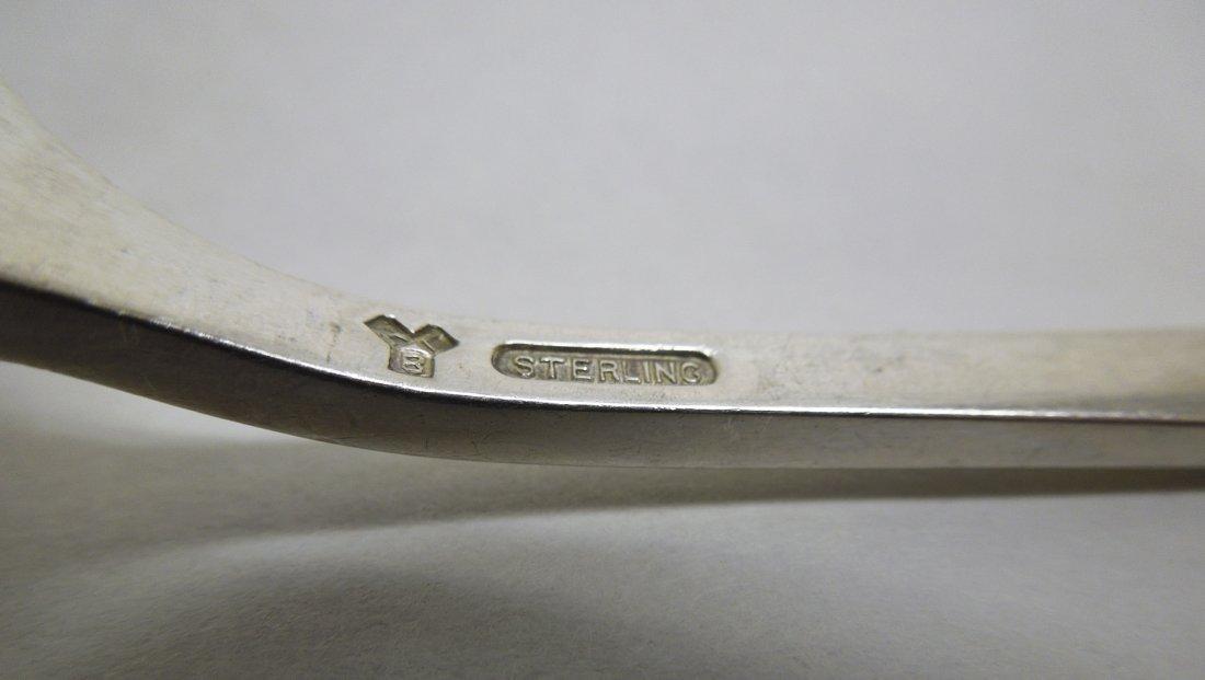 Rogers, Lunt & Bowlen Sterling Silver Flatware. - 2