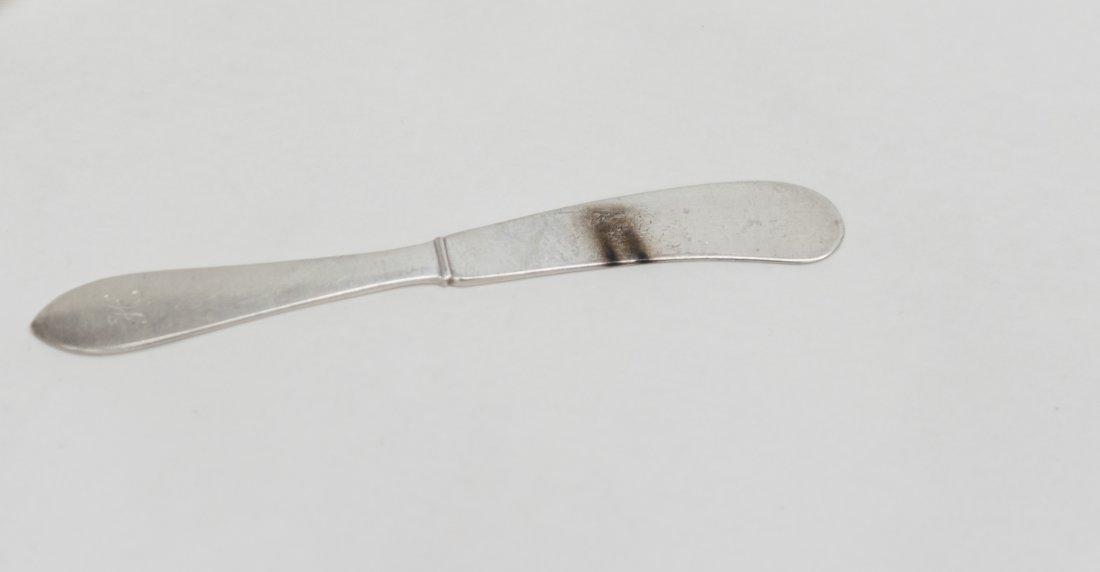 Rogers, Lunt & Bowlen Sterling Silver Flatware. - 6