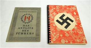 Two German WW II related books