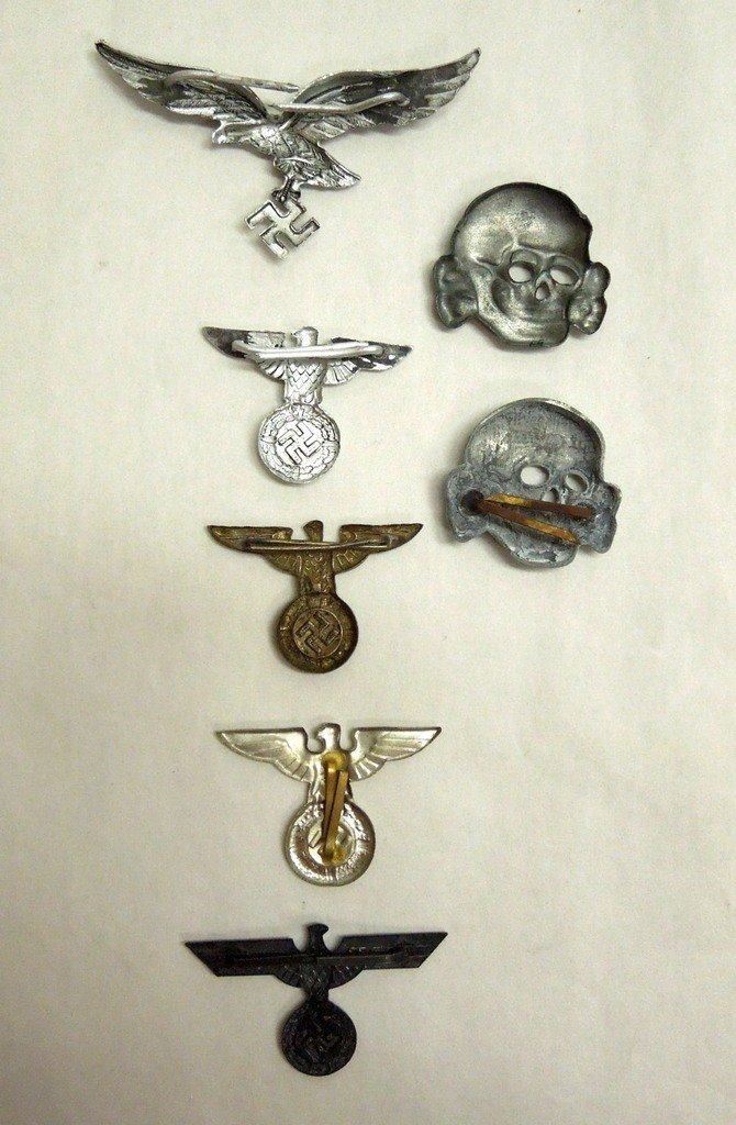 Extensive Collection of German WWII Badges and Tinnies - 2
