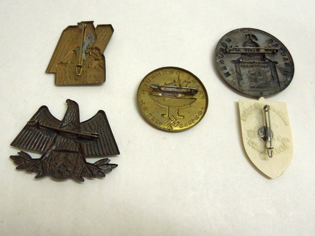 Extensive Collection of German WWII Badges and Tinnies - 7