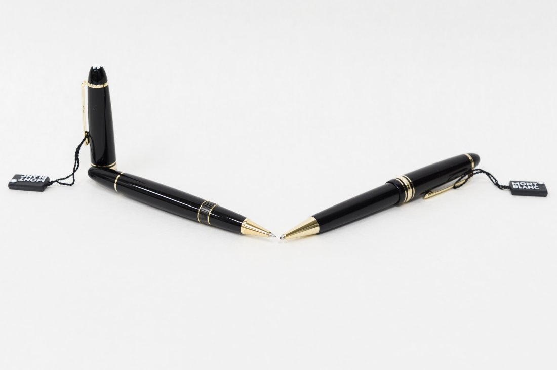 (2) Montblanc Legrand Pens.