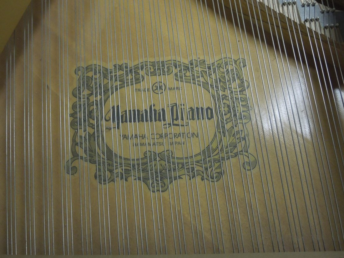 Yamaha G3 Grand Piano. - 10