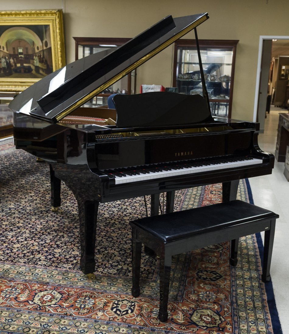Yamaha G3 Grand Piano.