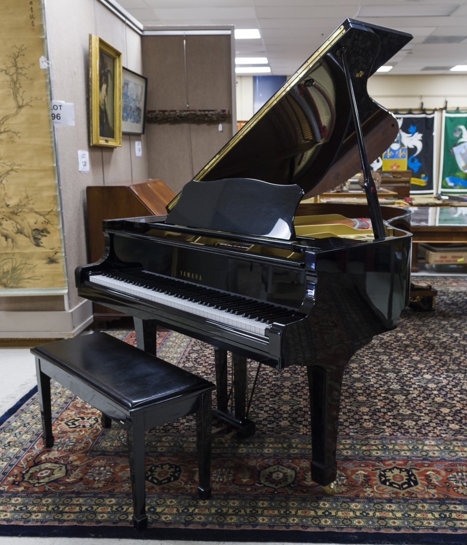 Yamaha G3 Grand Piano. - 2